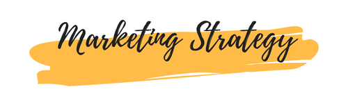 Marketing Strategy - Based on the gap analysis, a marketing strategy will then be created which could include content marketing, social media plan, introduction to a CRM or more.