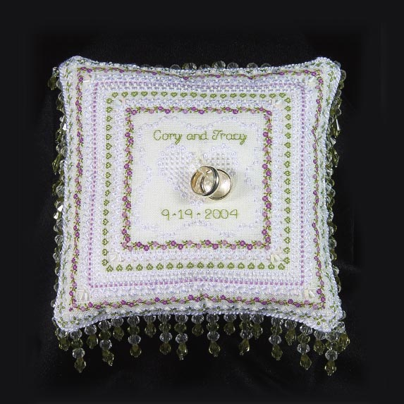 Tracy's Pillow