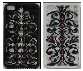 Phone Covers: Twilight and Swan Song