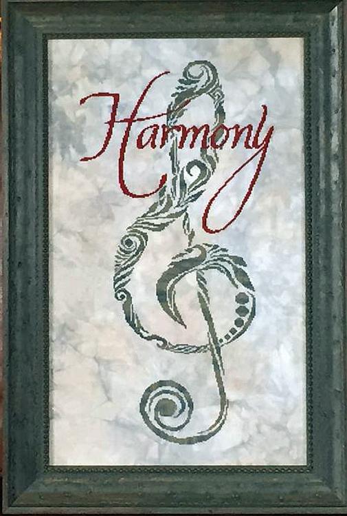Harmony's Staff