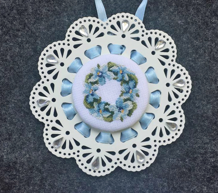 Lily (Laser Lace Series)