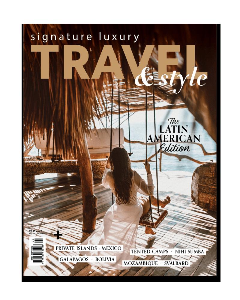 Signature Luxury Travel & Style volume 33