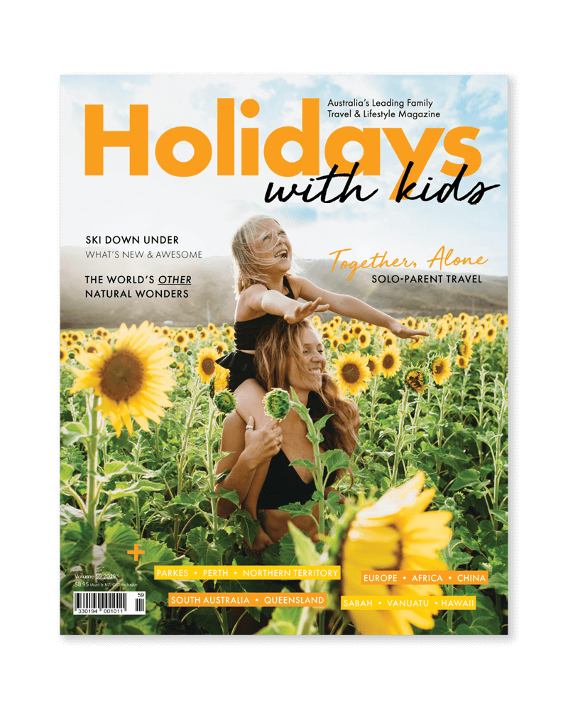 Holidays with Kids volume 59