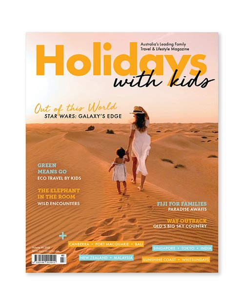 Holidays with Kids volume 60