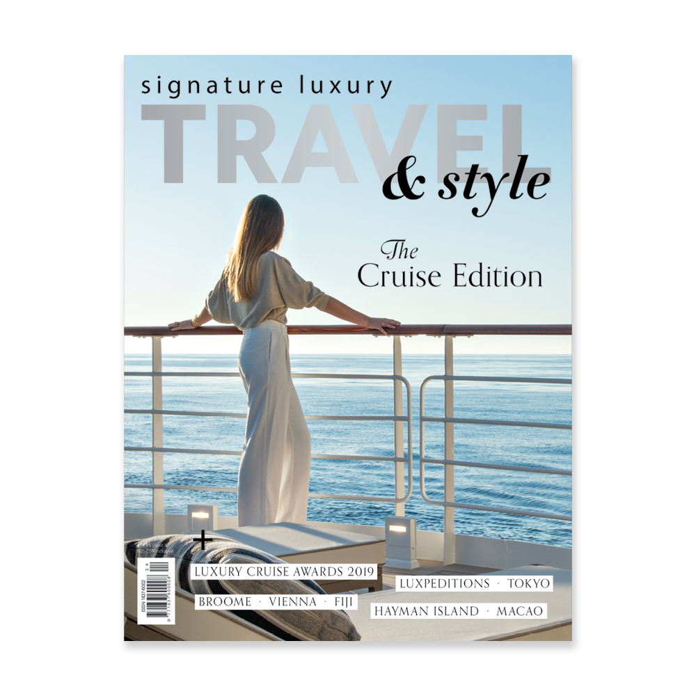 Signature Luxury Travel & Style volume 34