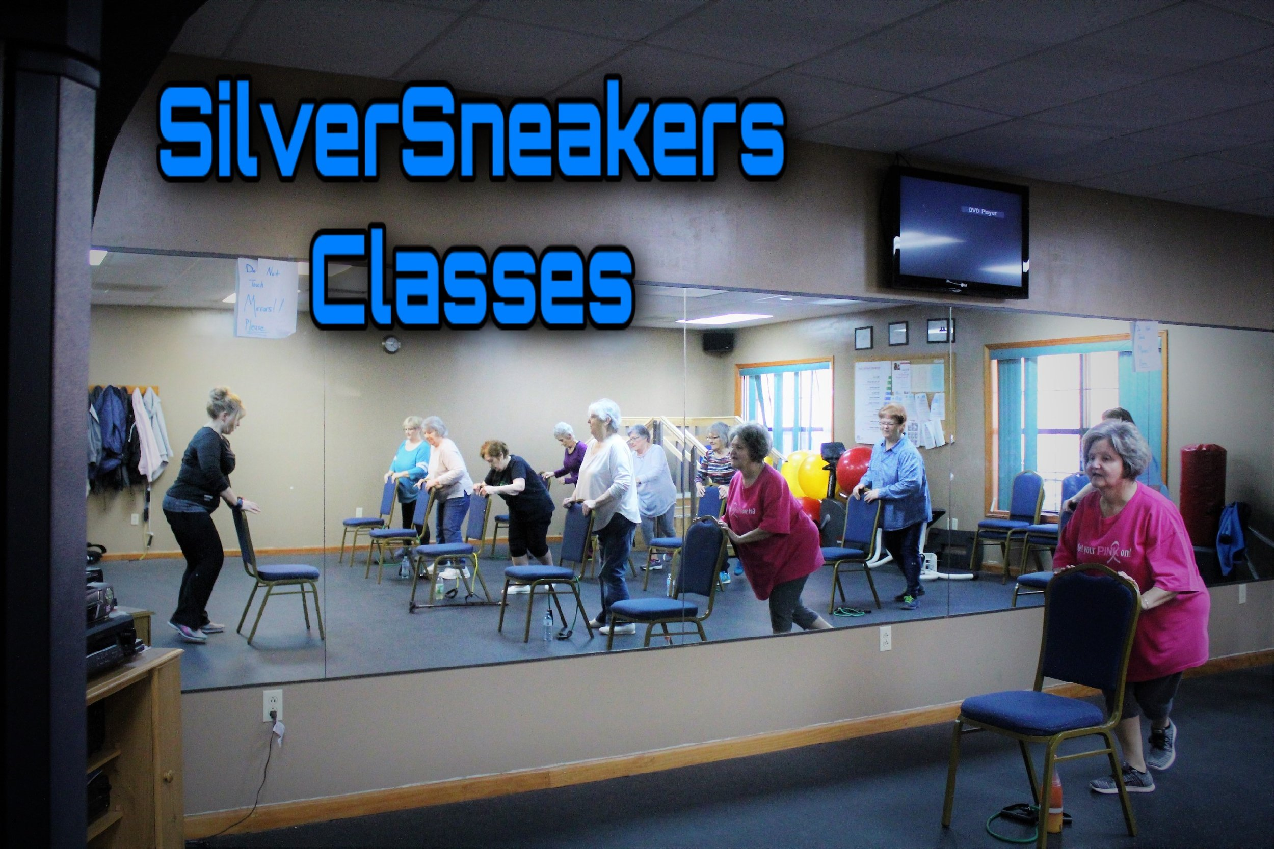 Weekly SilverSneakers Fitness Class