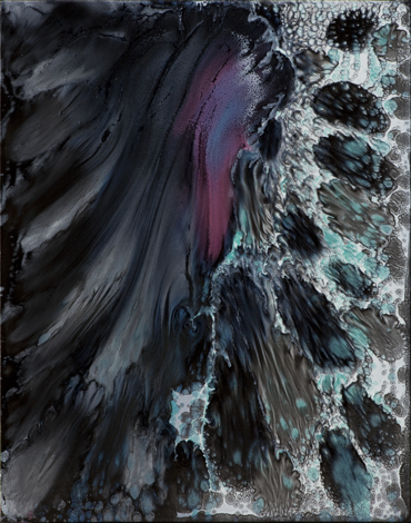 """mb10   47"""" x 33""""  Oil on Canvas"""