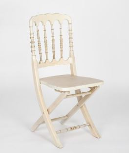 Copy of Napoleon folding chair  $8.00