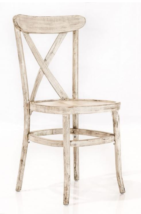 Copy of White Tuscan Chair 9.75