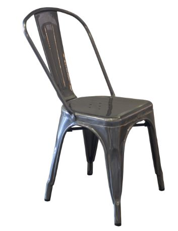 Copy of Gunmetal Chair $11.00