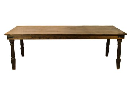 Walnut Stained Farm-style $135.00