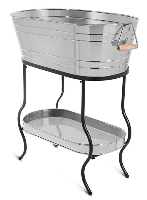 Stainless Steel Tub $50.00