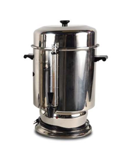 Stainless Steel Coffee Urn $60.00