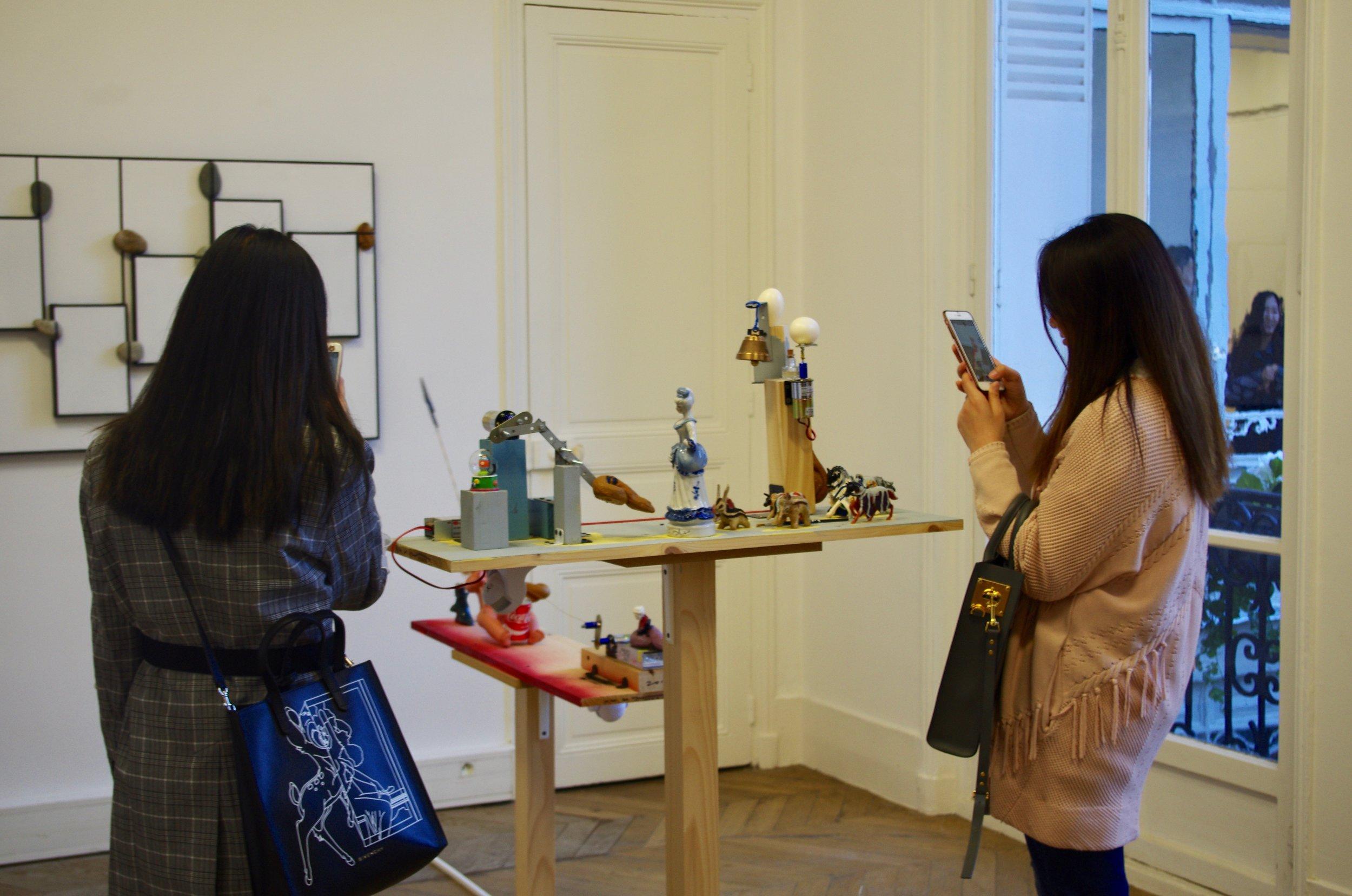Galerie Liusa Wang. ASIA NOW 2017