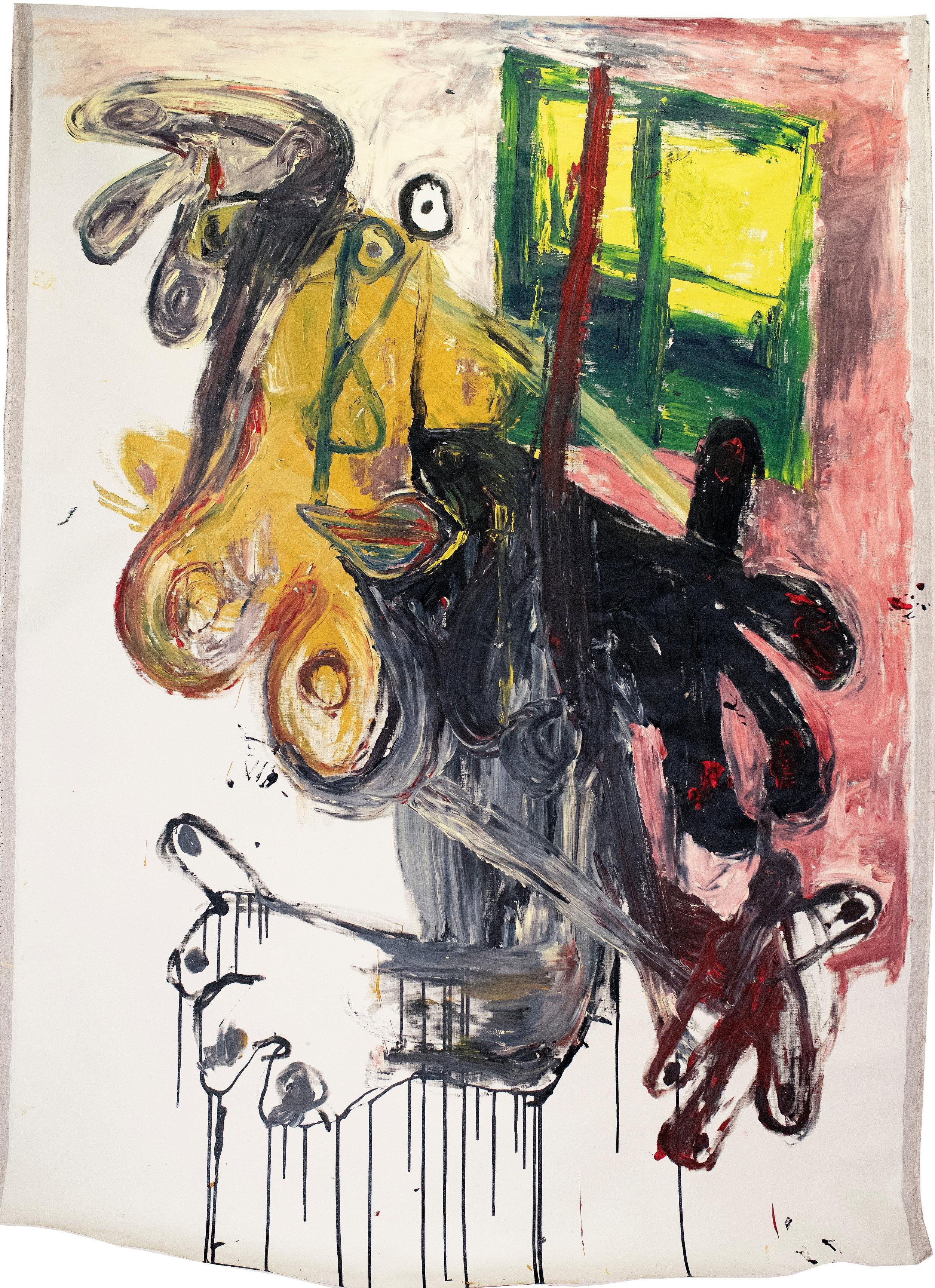 Comment je peins certaines de mes peintures - PERFORMANCE DE JOJI NAKAMURAPrésenté par The ContainerMardi 16 Octobre à 18:00 (sur invitation uniquement)