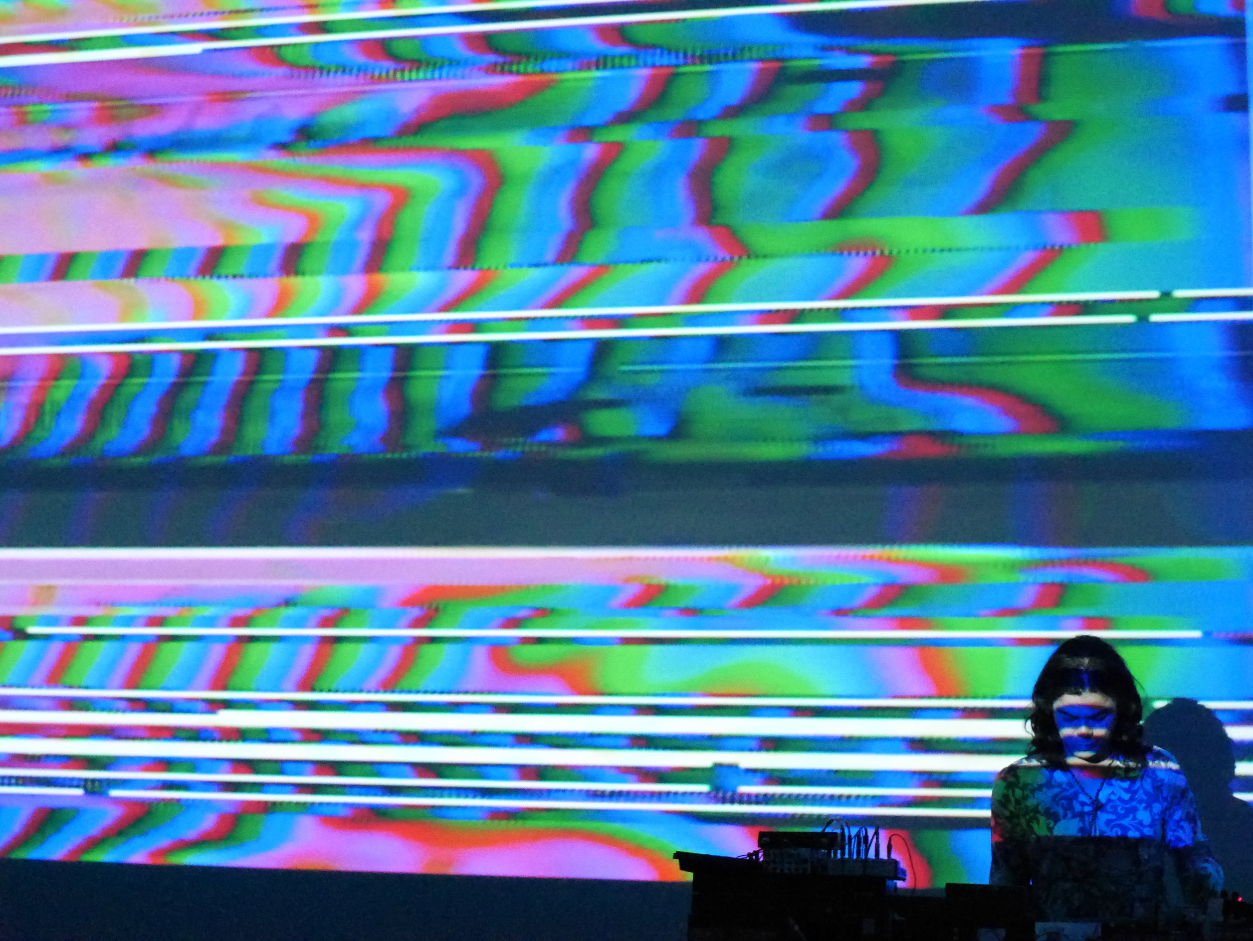 Video Feedback Live Performance - by Masayuki KawaiTuesday 16 October at 7 pm (by invitation only)