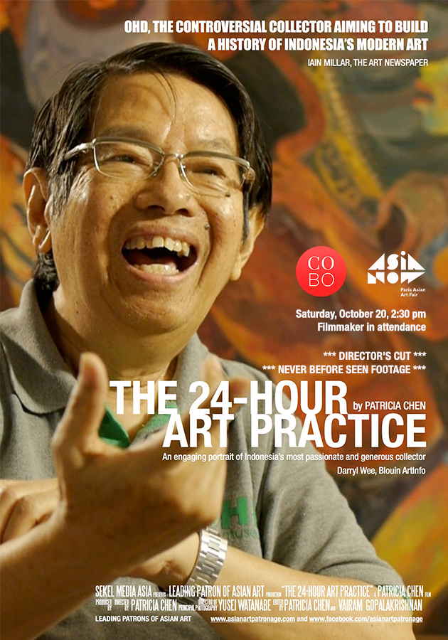 """The 24 Hour Art Practice"" by Patricia Chen"