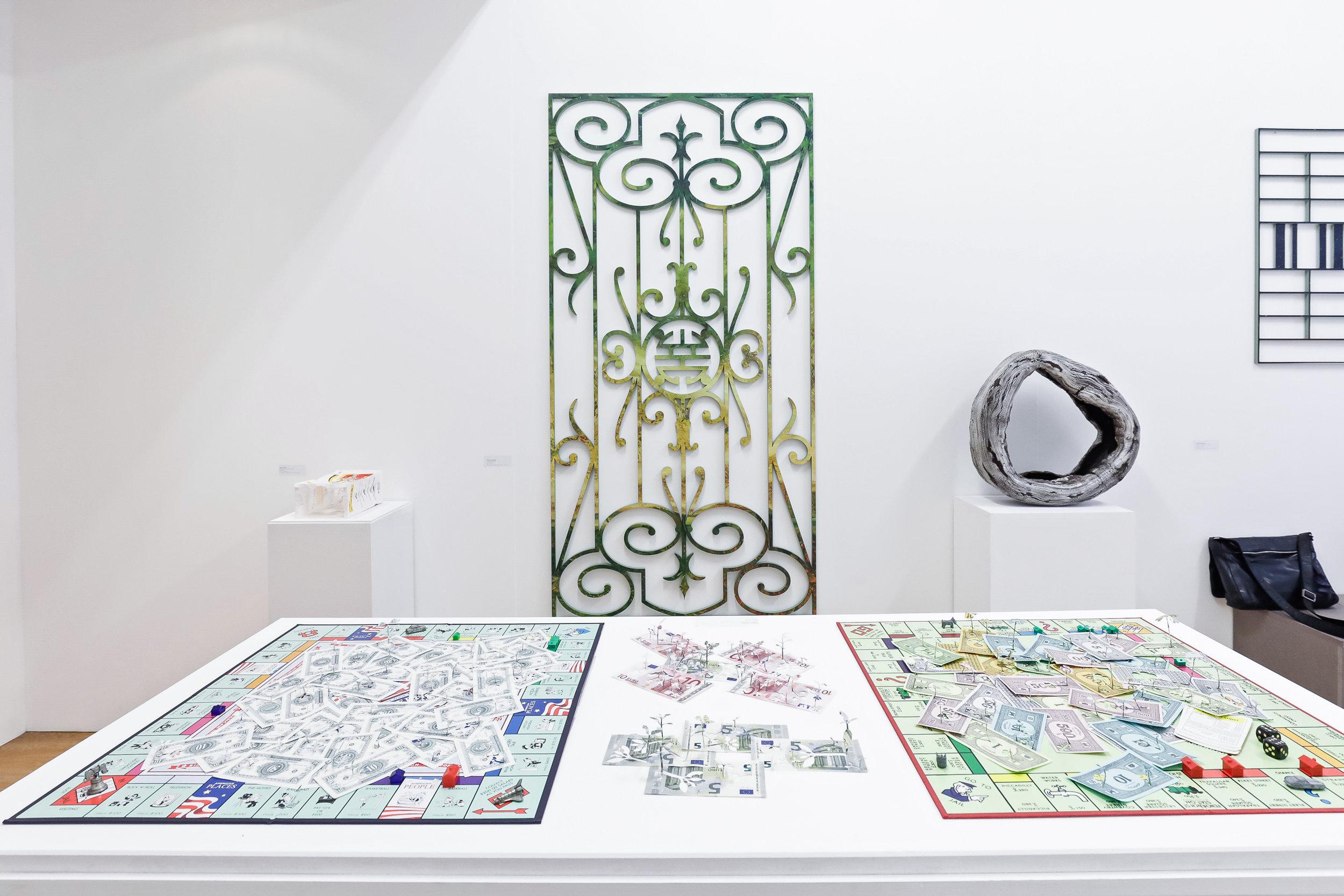 La Patinoire Royale - Galerie Valérie Bach