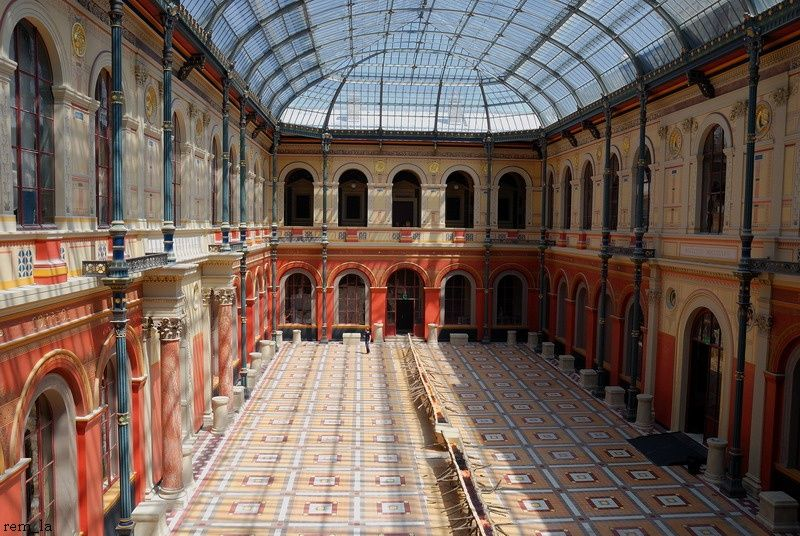 Talks at the Ecole Nationale des Beaux-Arts de Paris -