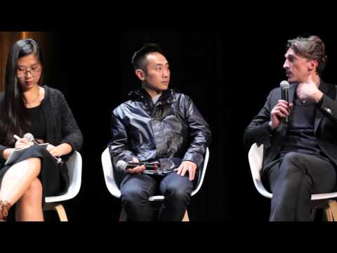 CHOU YU-CHENG converses with Nicolas Bourriaud -