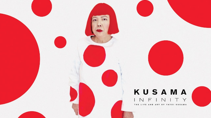Kusama Infinity - by Heather Lenz