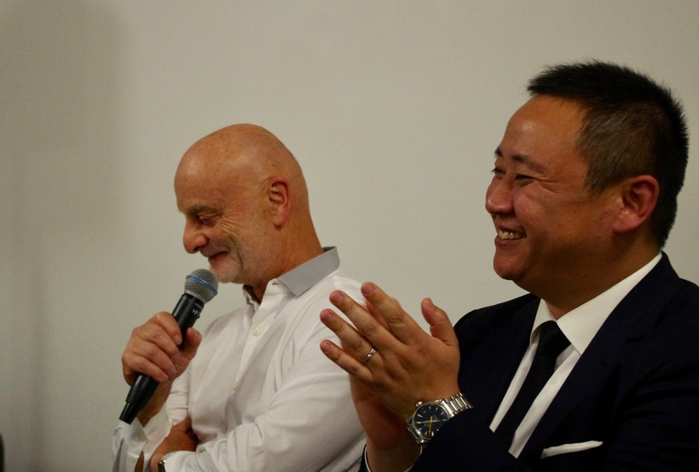 """The Museum of the Future"" - Conversation with Uli Sigg & Pi Li"