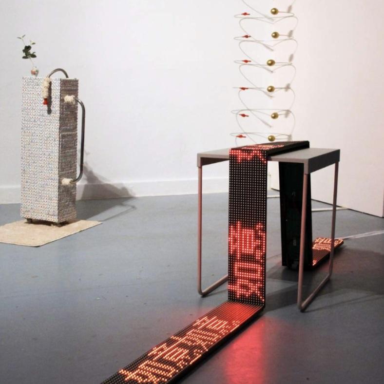 List of Exhibitors -