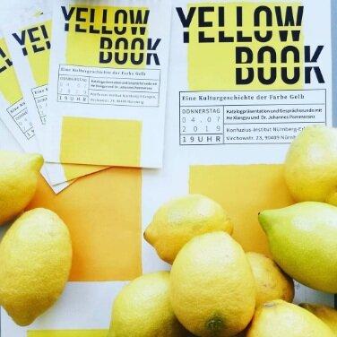 Yellow Book - de He Xiangyu