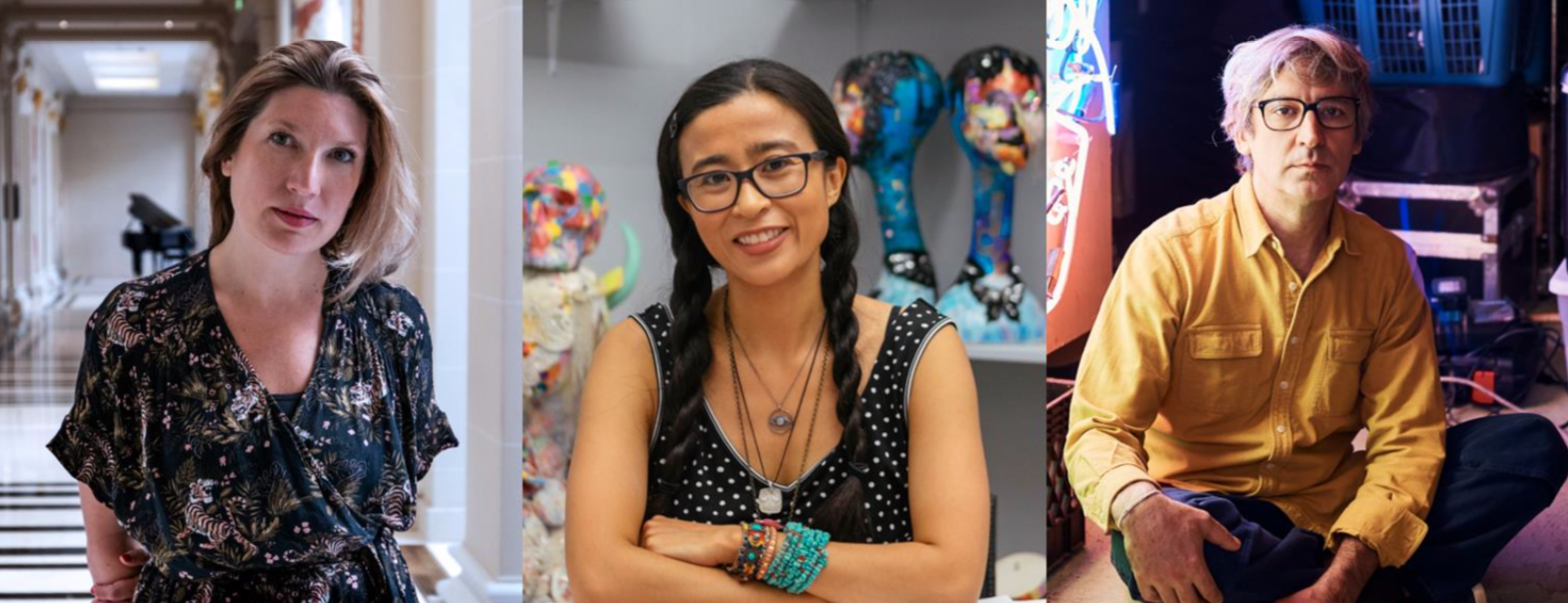 Picture caption: Commissioned art works from Elise Morin, Saya Woolfalk and Iván Navarro will feature at The Peninsula Paris for 'Art in Resonance'
