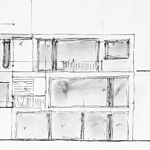 Erste Schritte @padda_95 #planbude #architektur #entwurf #konzept #esflutscht