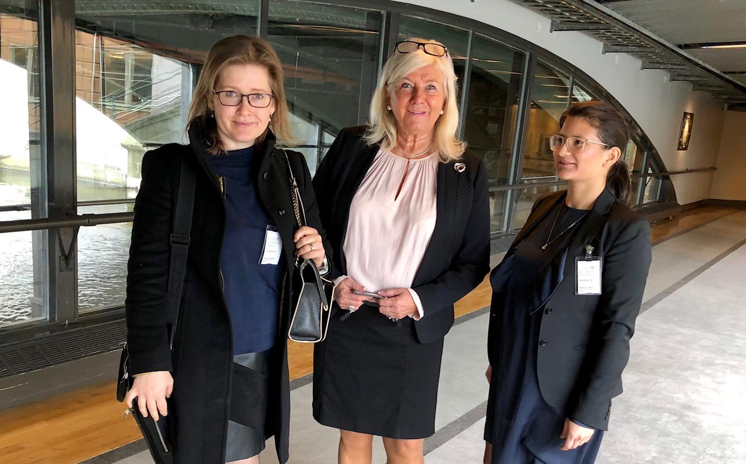 Katarina Brännström, Moderaterna