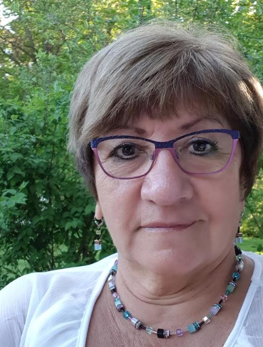 Månadens volontär Olga