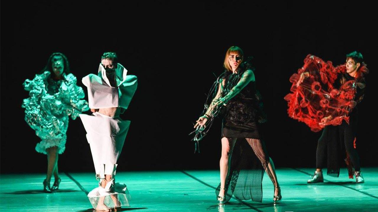 LAB Memoria de las Artes Escénicas - Festival Nacional de Danza Contemporánea, Costa Rica