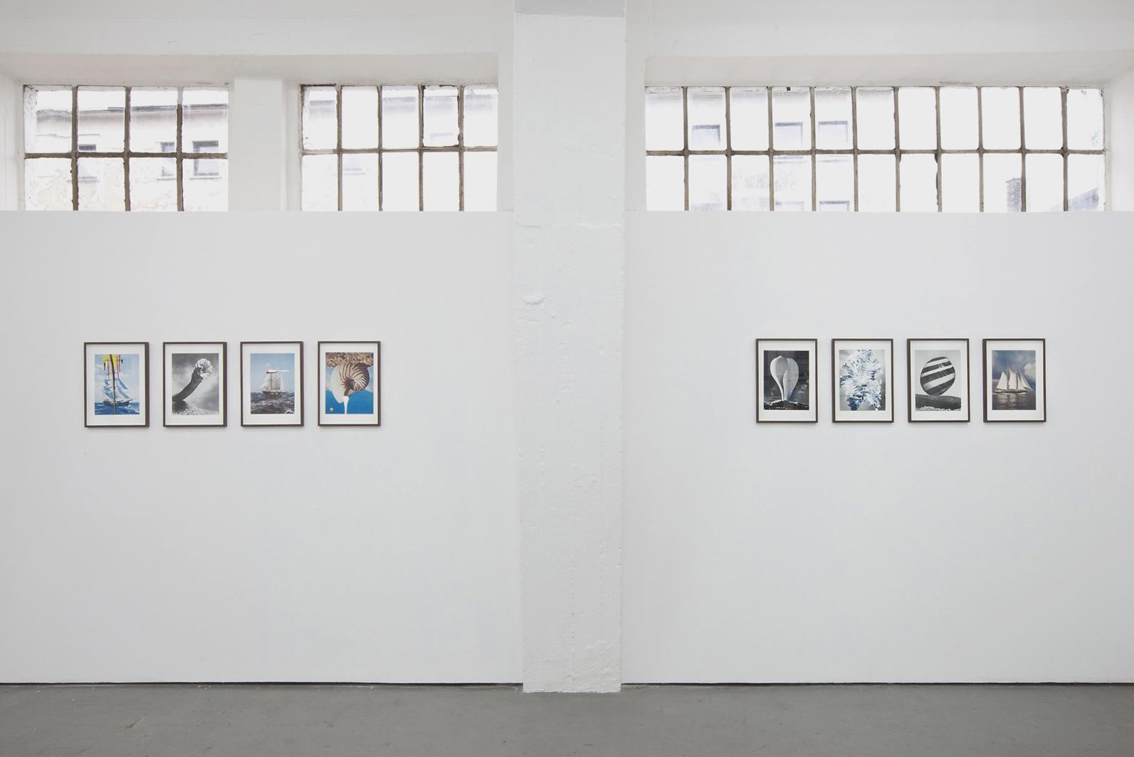 """Julien Bismuth: """"Catalog"""", 2012, Exhibition views Galerie Parisa Kind, Frankfurt am Main"""