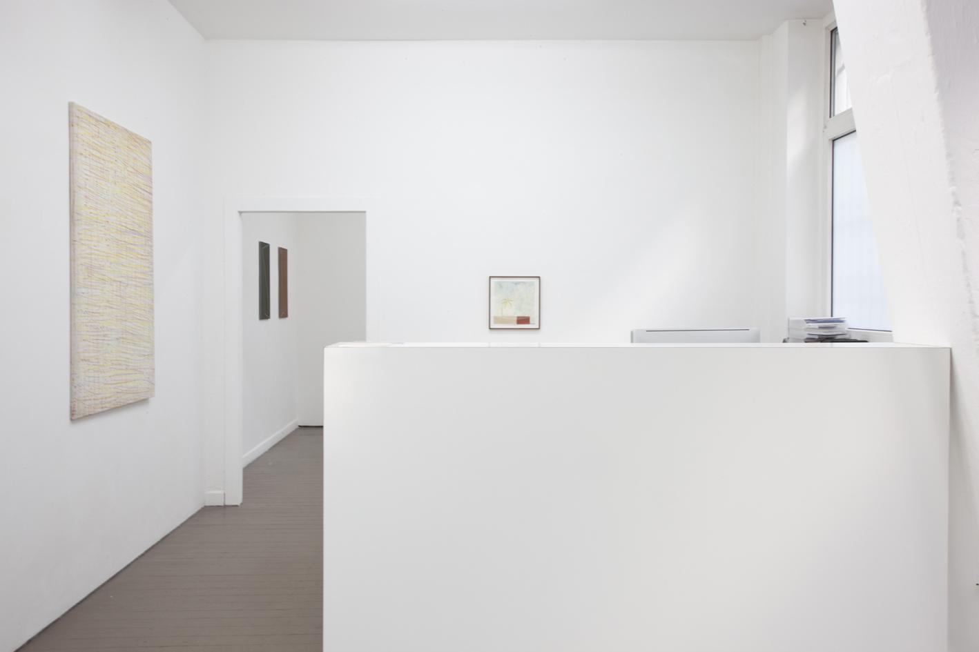 """Isabelle Fein: """"Überhörte Signale"""", 2016, Exhibition views Galerie Parisa Kind, Frankfurt am Main"""