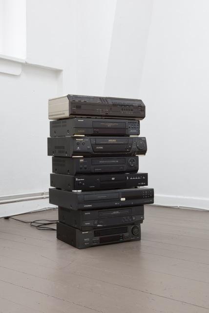 "Joep van Liefland: ""Expired"", 2013, Exhibition views Galerie Parisa Kind, Frankfurt am Main"