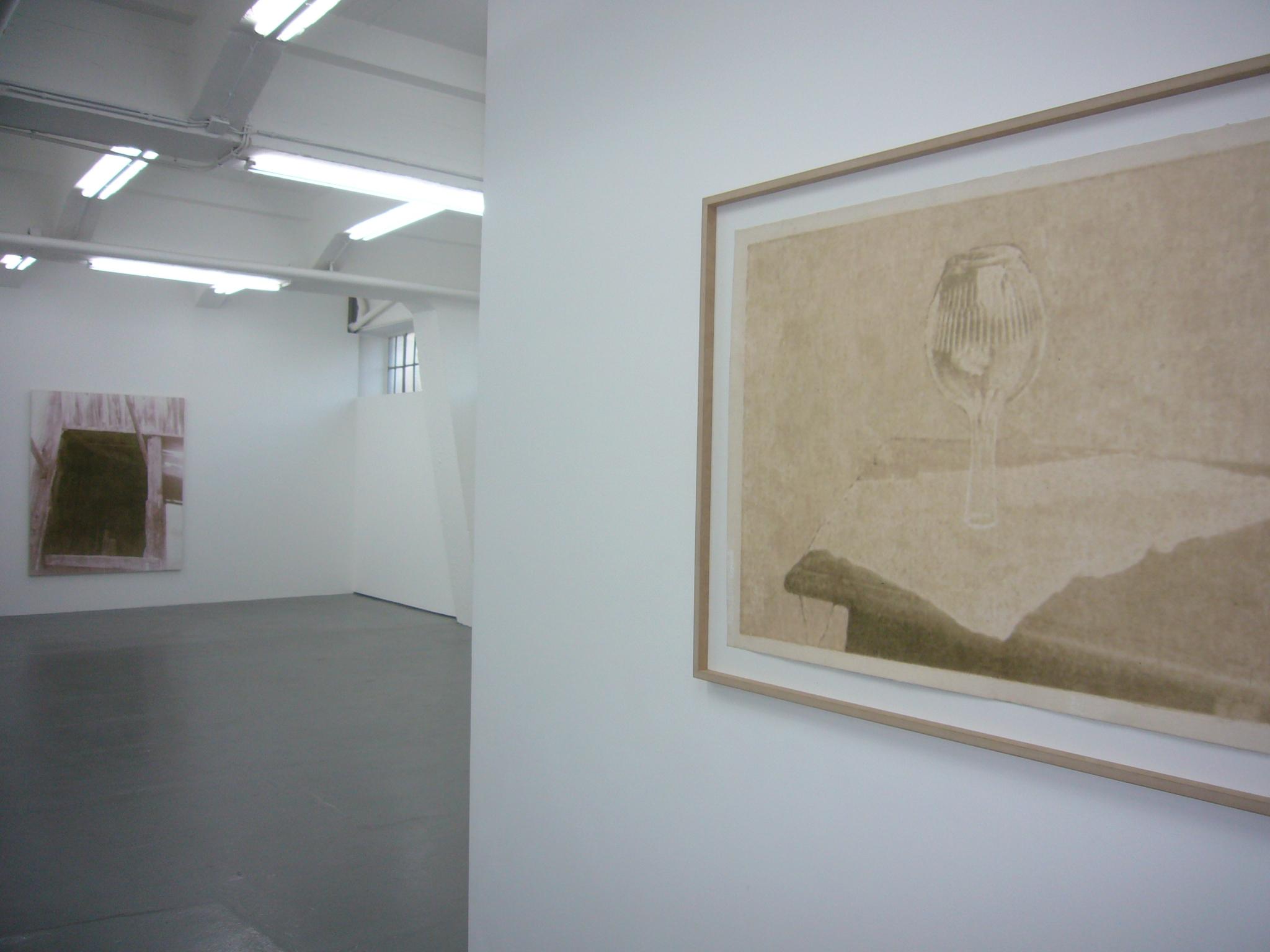 "Marcus Gundling: "" The Way of Hooping "", 2007, Exhibition views Galerie Parisa Kind"