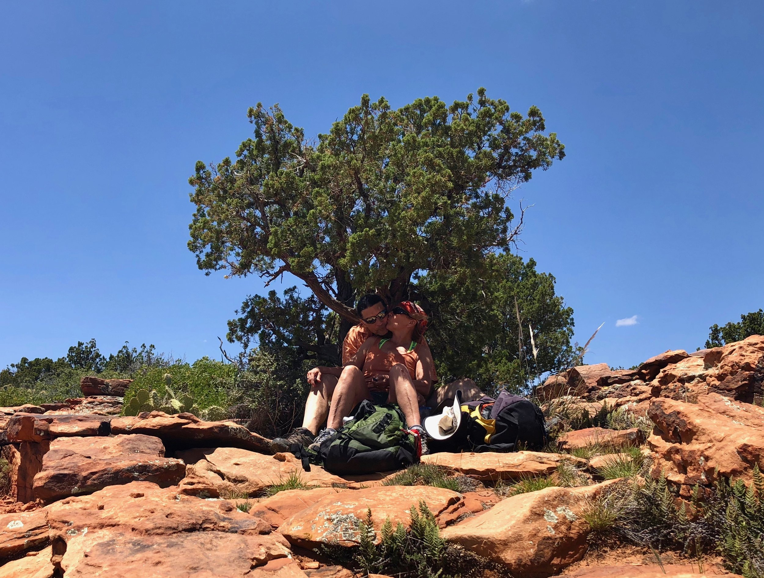 Doe mountain, sedona
