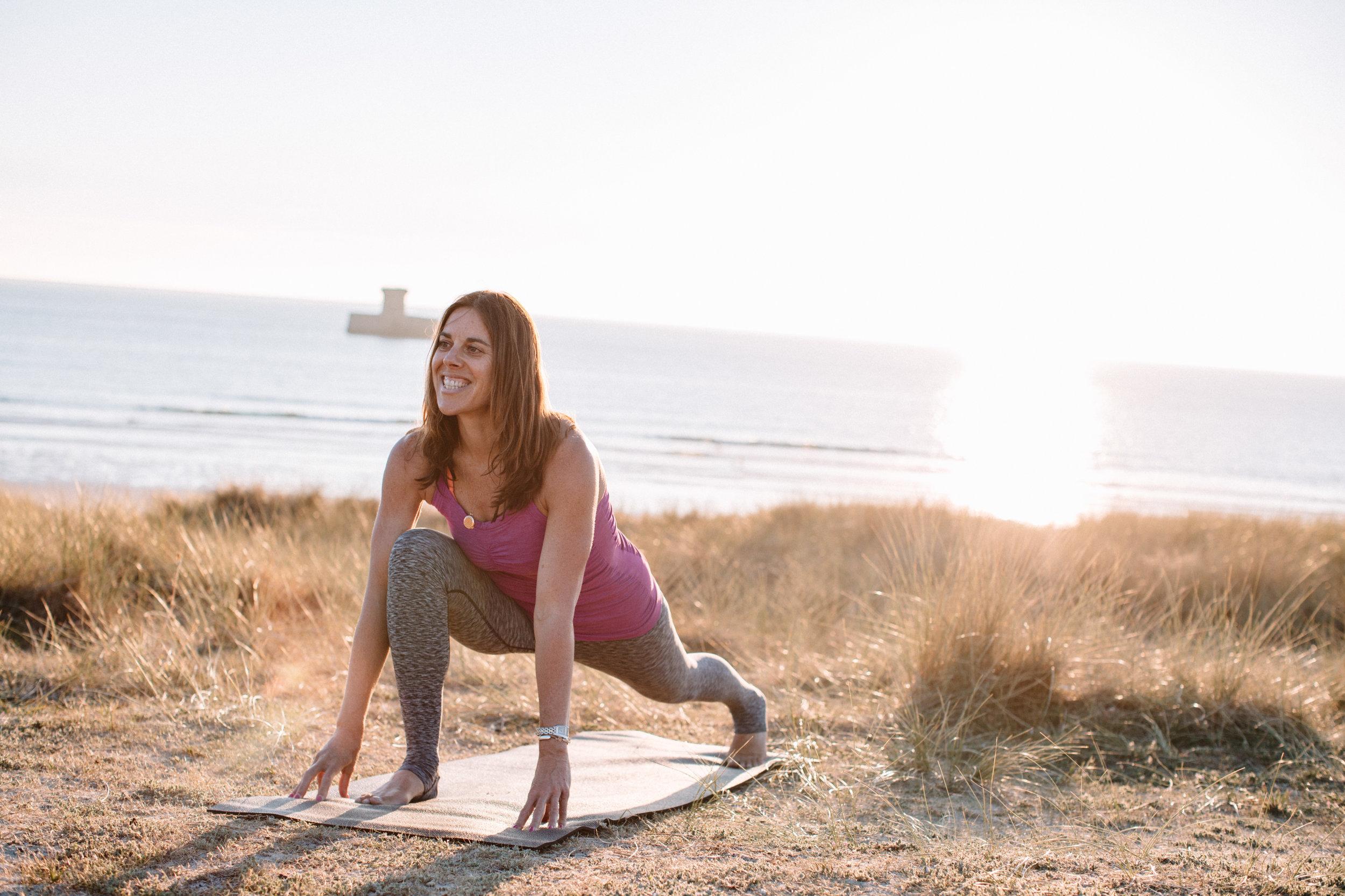 Amanda cassar yoga teacher and doTERRA essential oil educator