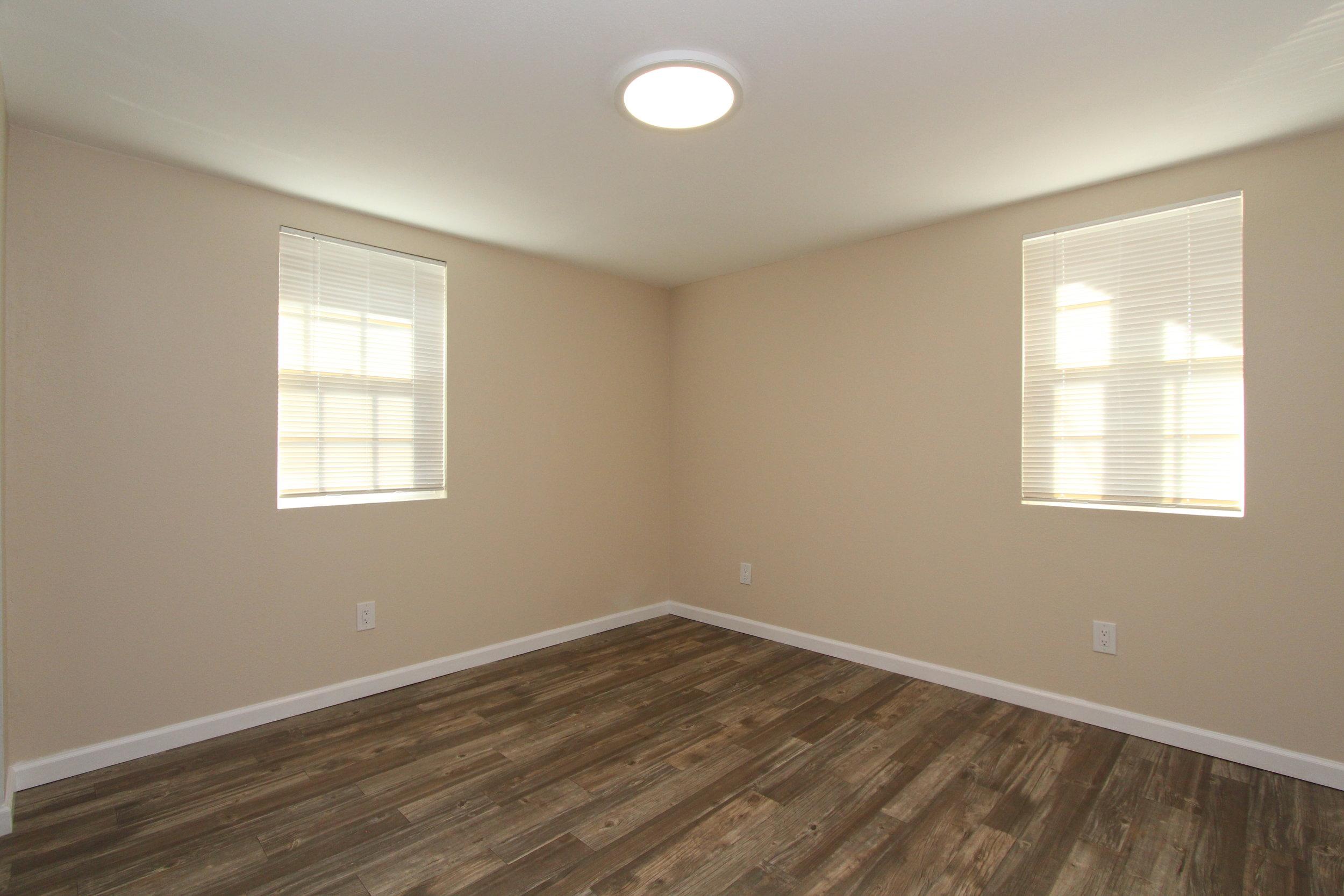 Finished - Bedroom 1