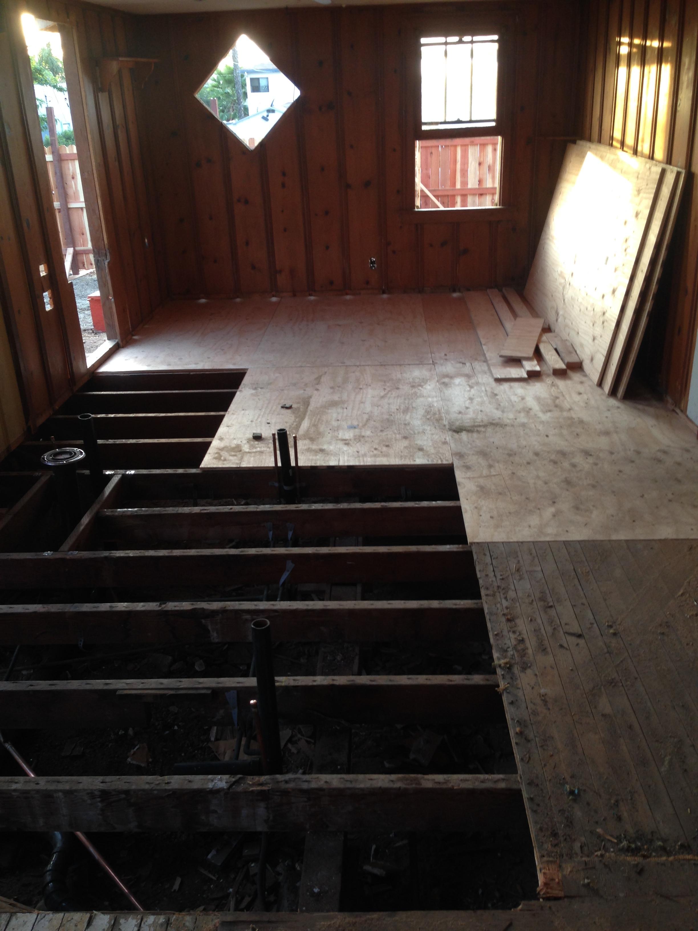 Before - Bedroom 1