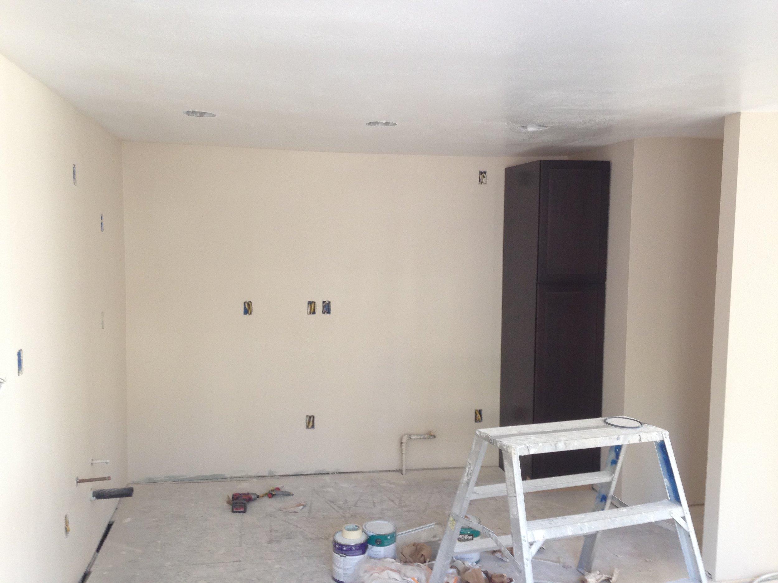 Paint - Kitchen