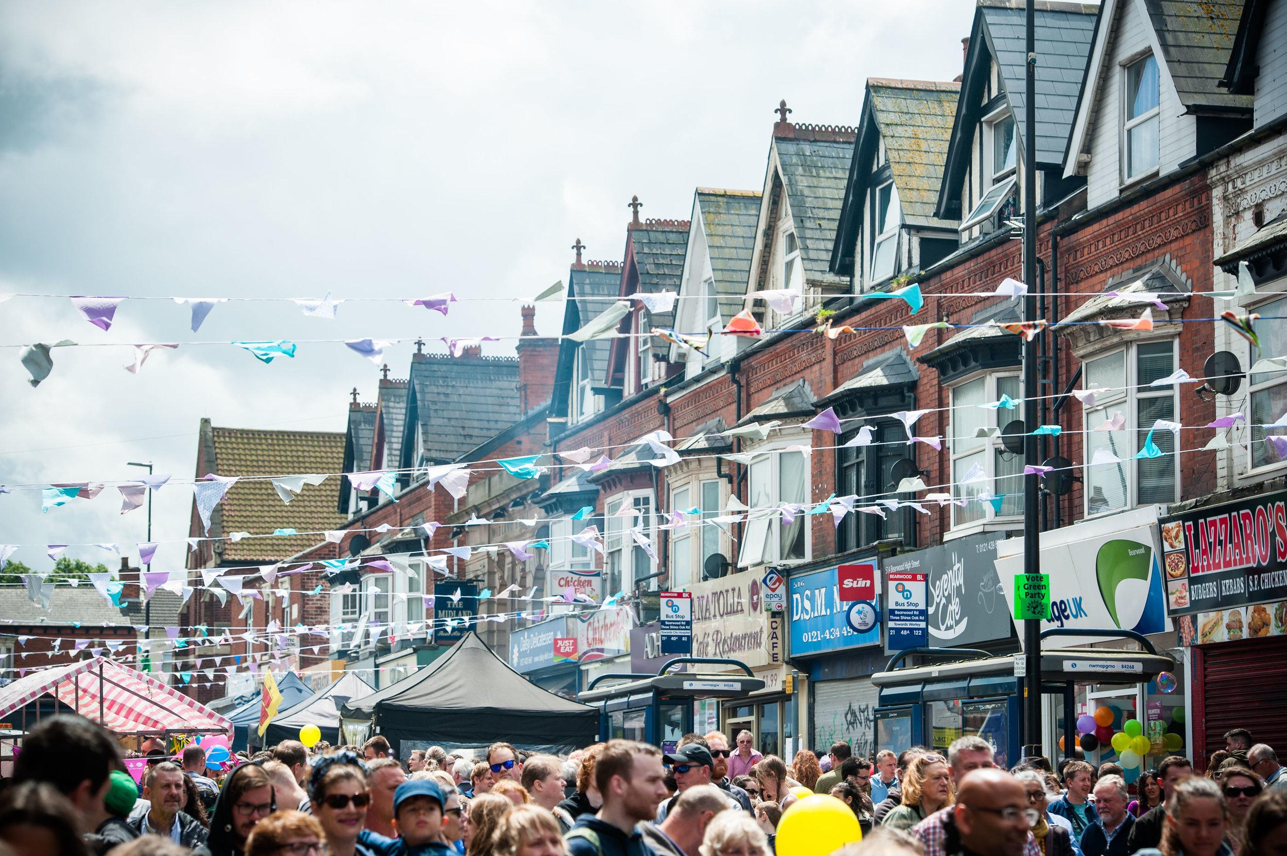 Bearwood Street Festival