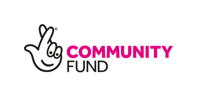 Thank you to the National Lottery Community Fund - Reaching Communities Programme