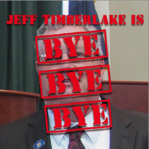 JEFF TIMBERLAKE (MAINE)