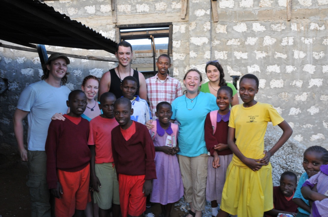 Growth - In the lead up to 2011 we held a number of fundraisers and had enough money to add 3 new girls to our programme and take on Rieder as our Kenya coordinator.