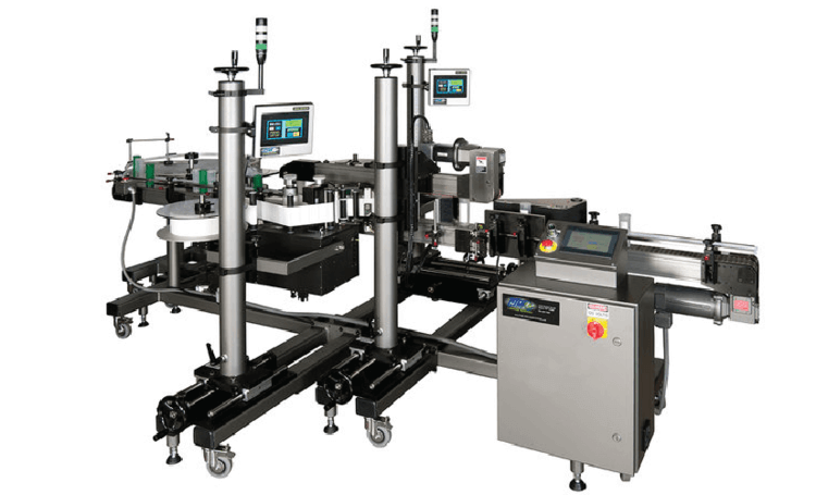 Label Equipment- Print and Apply Systems, RFID Equipment, Standard and Custom Made Systems