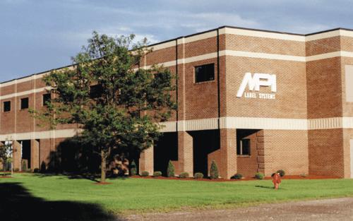 MPI Label Systems Corporate Headquarters in Sebring, Ohio