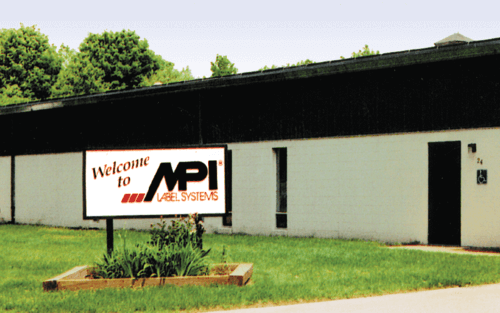 MPI Label Systems in Danielson, Connecticut