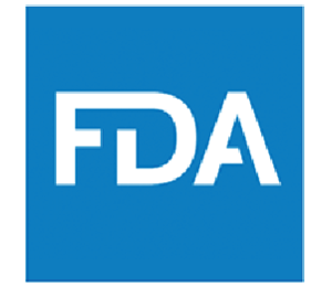 United States Government Food and Drug Administration Logo